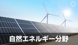 自然エネルギー分野