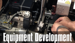 Equipment Development